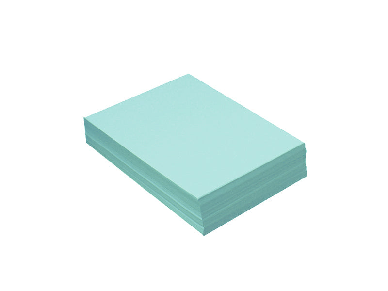"95 Pack - 4bar Panel Card (3.5""x5""): Metallic Tiffany Blue"