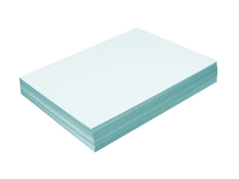"100 Pack - A7 Panel Card (5""x7""): Metallic Soft Aqua"