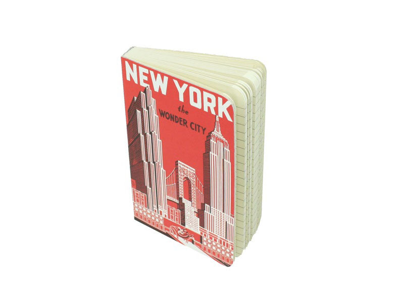 New York City Notebook  - SM