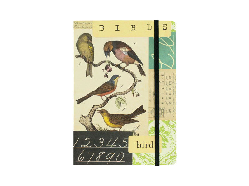 Birds Natural History Notebook  - LG
