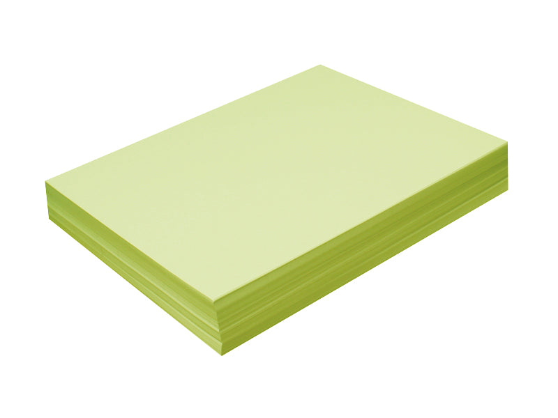 "100 Pack - A7 Panel Card (5""x7""): Matte Celery"