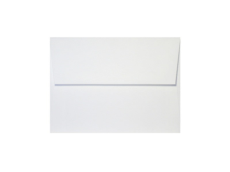 100 PACK- 4 BAR MATTE ENVELOPE 70lb Text: BRILLIANT WHITE