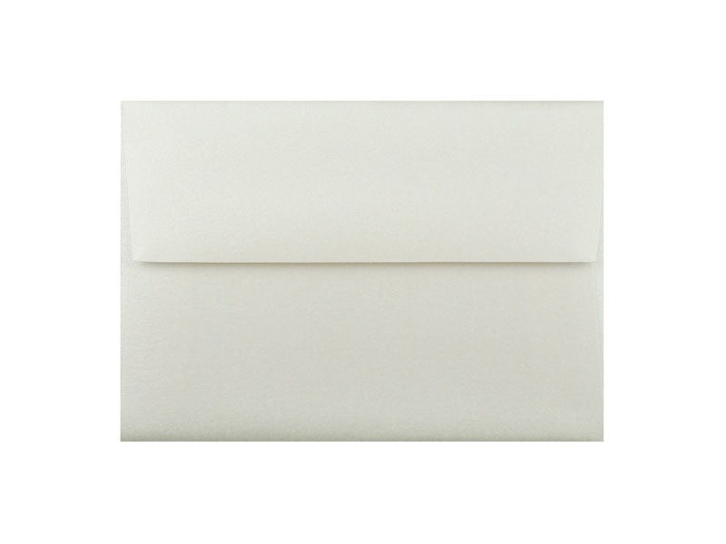 110 Pack- A2 CLASSIC ENVELOPE 70#: NATURAL WHITE