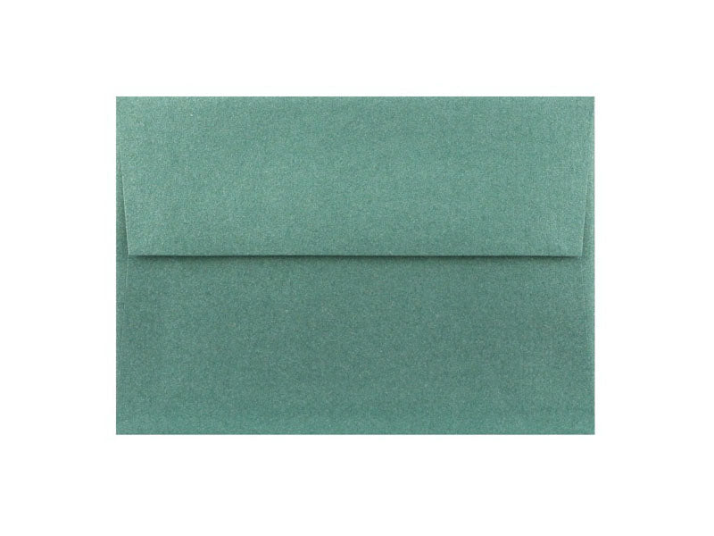 50 Pack - A2 Metallic Envelope: Emerald