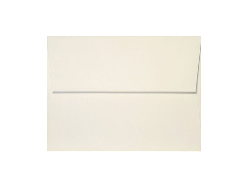 110 Pack- A2 CLASSIC ENVELOPE 70lb Text: NATURAL WHITE
