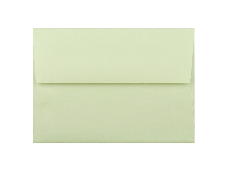 50 Pack - A6 Metallic Envelope: Pear