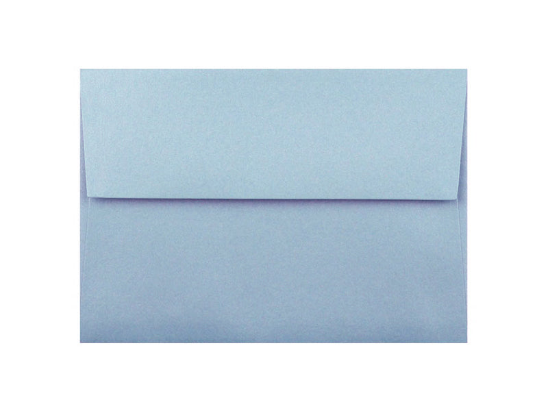 58 Pack - A6 Metallic Envelope: Bluebell