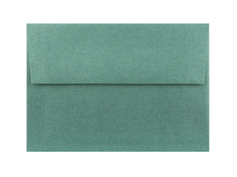 122 Pack - A7 Metallic Envelope: Emerald
