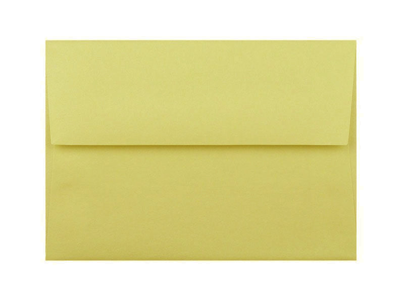 50 Pack - A7 Metallic Envelope: Lime