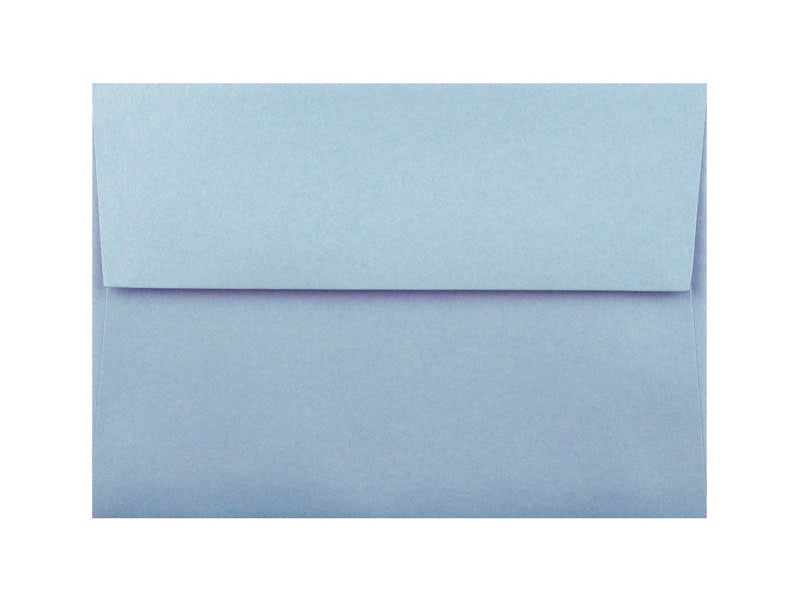 50 Pack - A7 Metallic Envelope: Bluebell