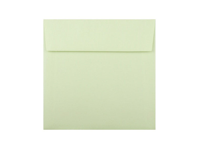 "50 Pack - 6-1/2"" Sq. Metallic Envelope: Pear"