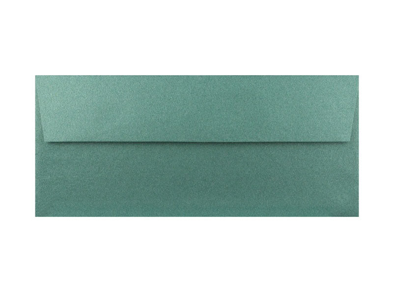 50 Pack - #10 Metallic Envelope: Emerald