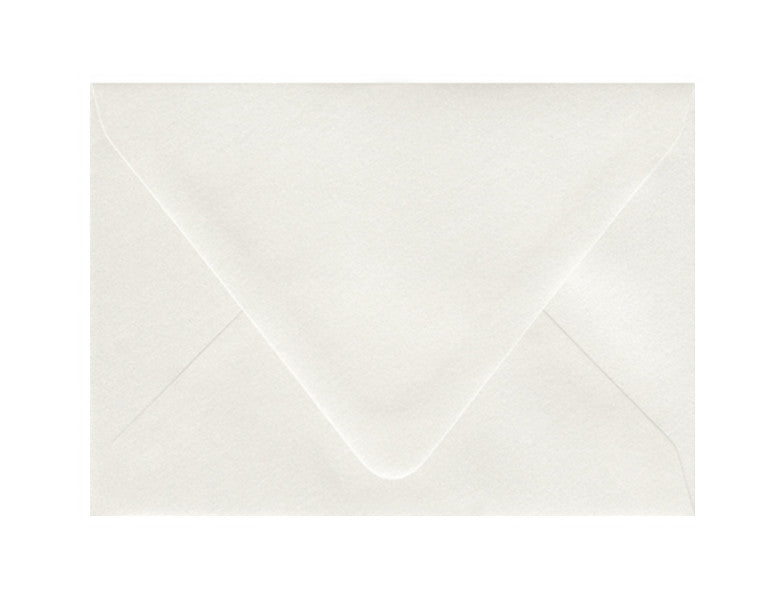 4bar Metallic Quartz Euro Flap Envelope
