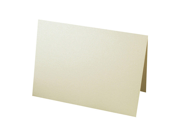 A2 METALLIC FOLDED CARD