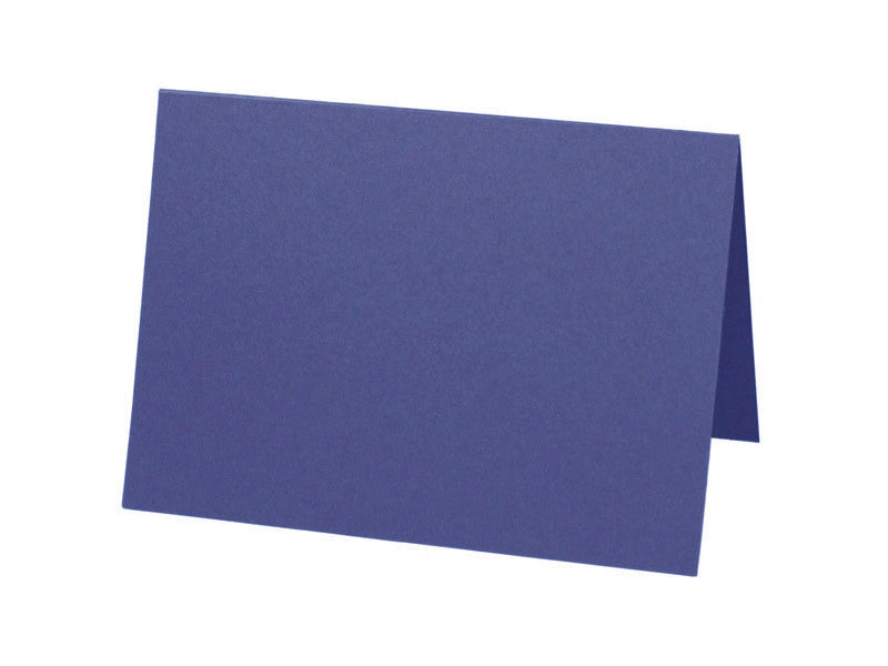 4-BAR MATTE FOLDED CARD
