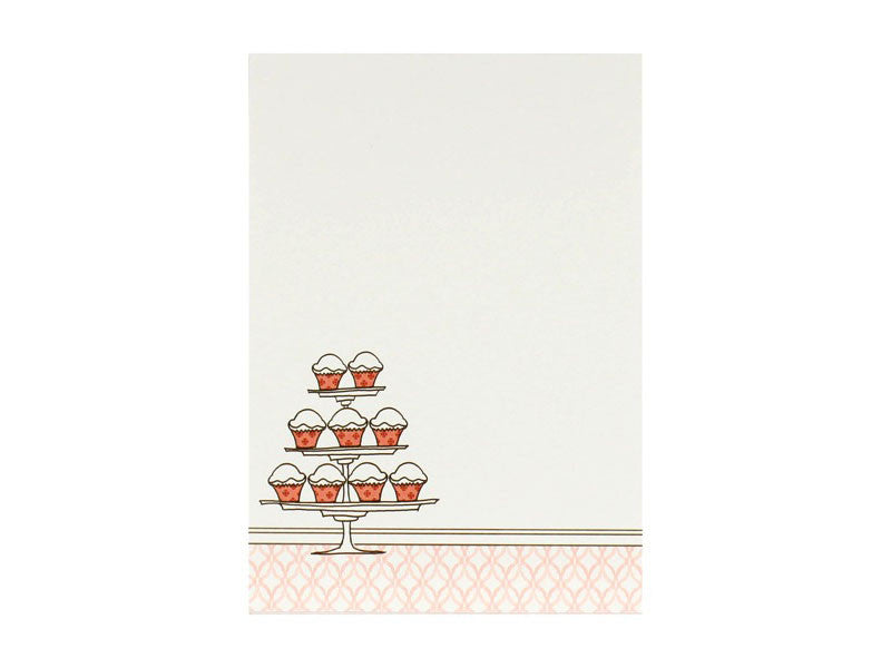 Cupcake Stand Imprintables Set