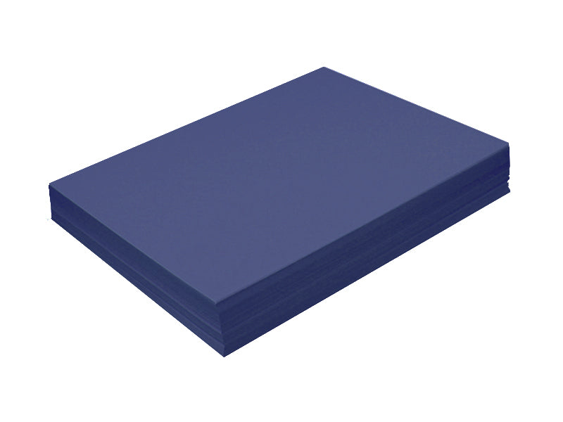 "100 Pack - A7 Panel Card (5""x7""): Metallic Lapis"