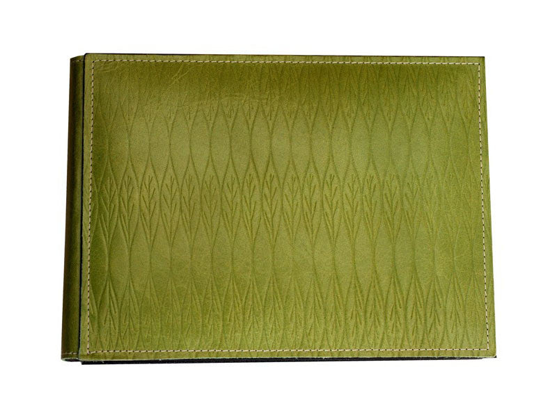 Olive Leather Athene Album