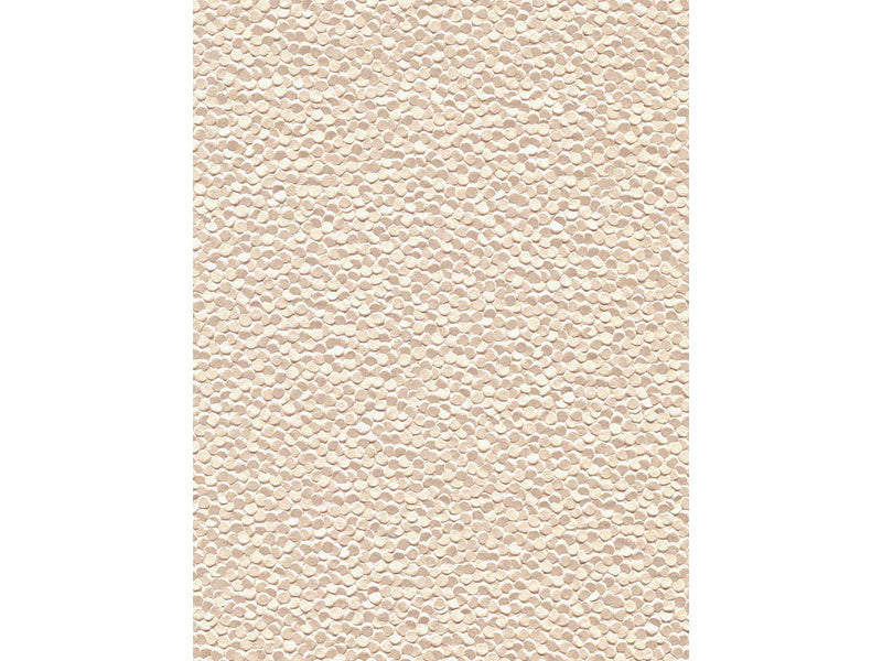 "8-1/2""x11"" Metallic Embossed Pebble Paper : Champagne"