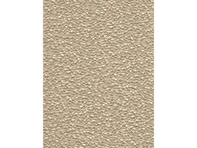 "8-1/2""x11"" Metallic Embossed Pebble Paper : Gold"