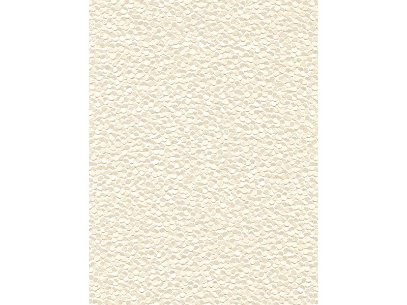 "8-1/2""x11"" Metallic Embossed Pebble Paper : Ivory"