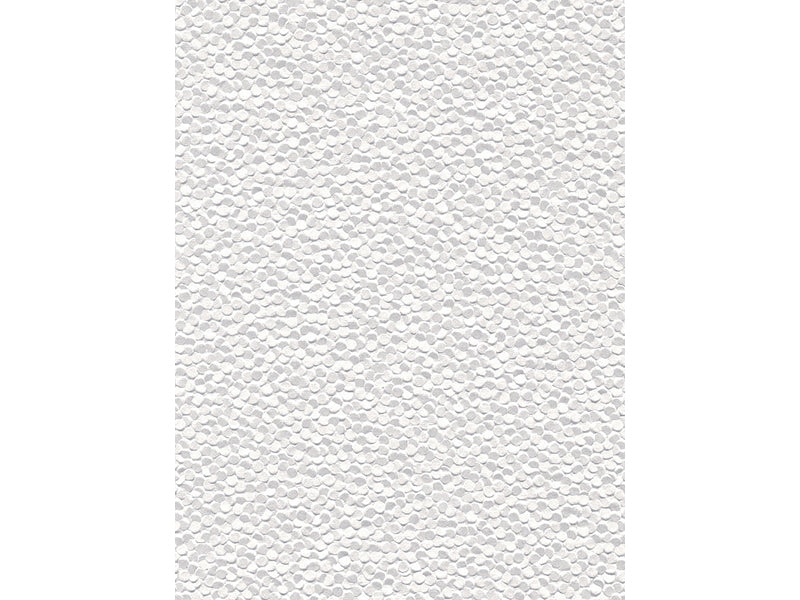 "8-1/2""x11"" Metallic Embossed Pebble Paper : White Pearl"