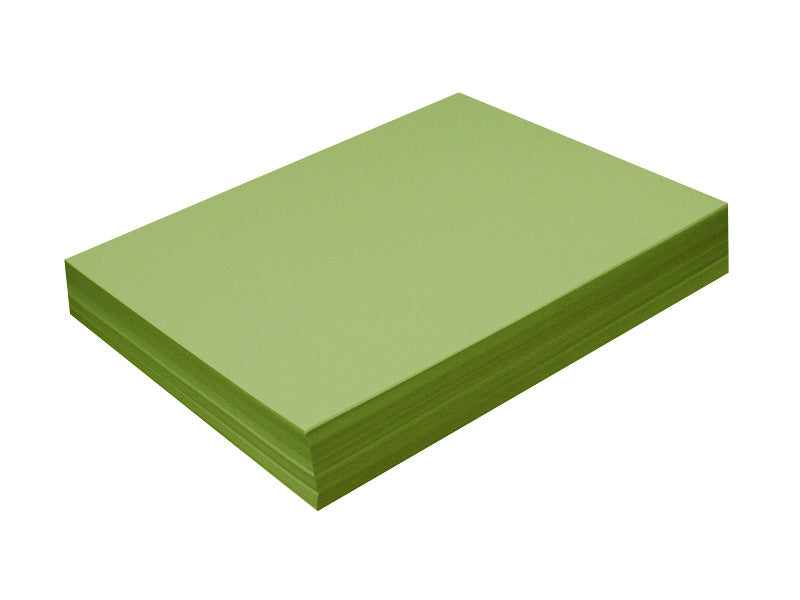"100 Pack - A7 Panel Card (5""x7""): Metallic Peridot (Fairway)"