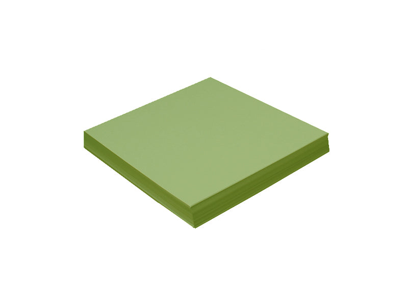 "98 Pack - 6""x6"" Panel Card : Metallic Peridot"