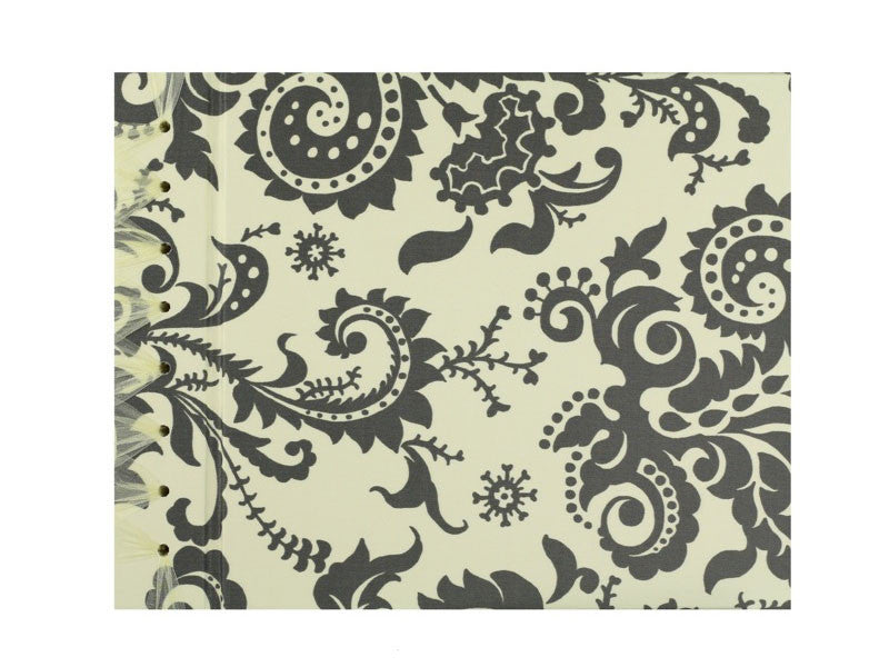 Flourish Damask Photo Album