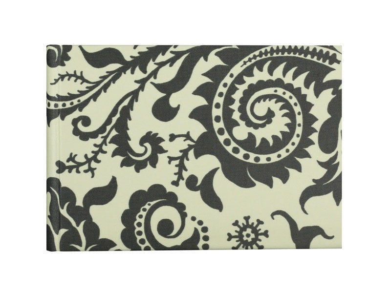 Pocket Brag Book - Flourish Damask