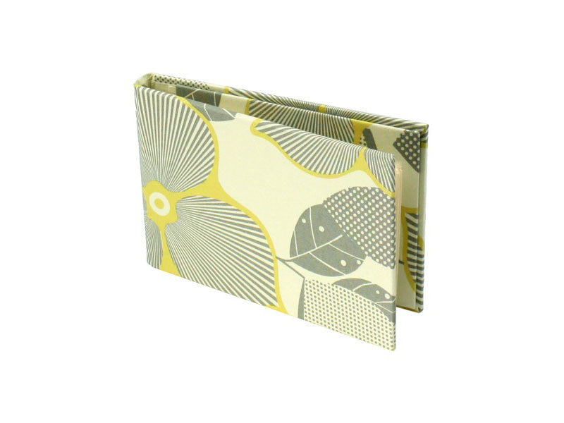 Pocket Brag Book Optics Floral Photo Album