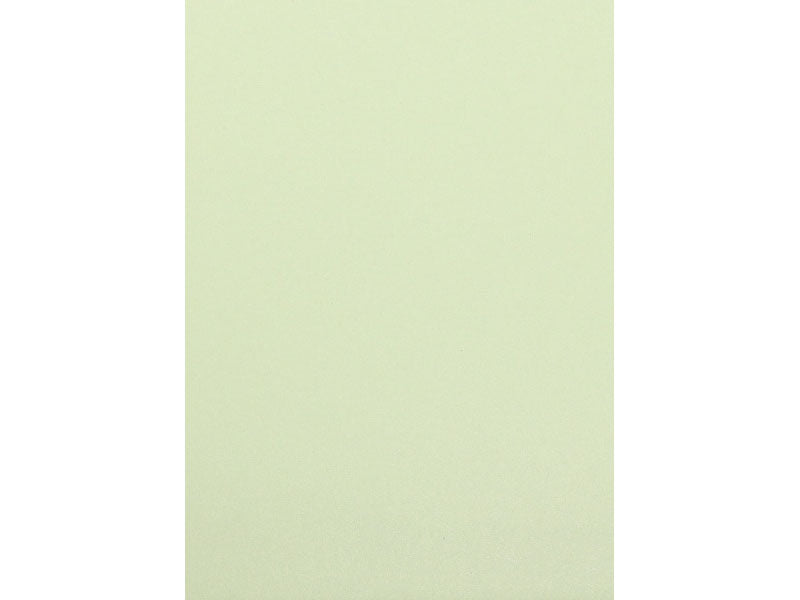 "50 pack - 8.5""x11"" Metallic Cardstock Sheets 105lb: Pear"