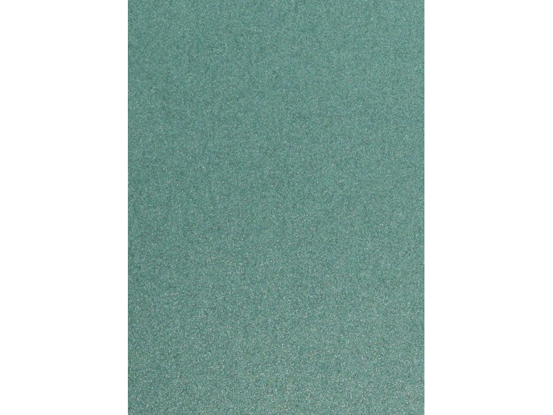 "50 pack - 8.5""x11"" Metallic Cardstock Sheets 105lb: Emerald"