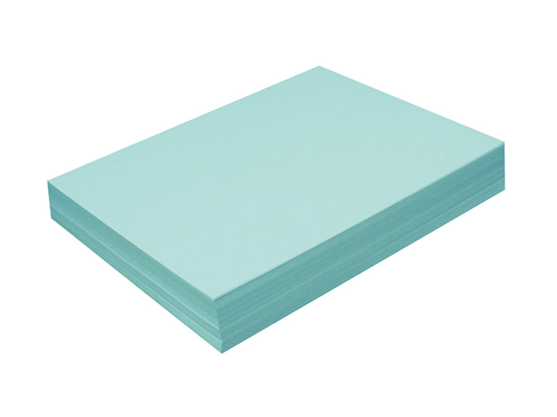 "100 Pack - A7 Panel Card (5""x7""): Metallic Tiffany Blue (Lagoon)"