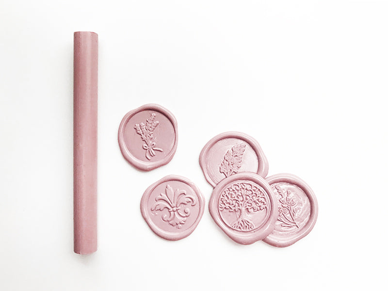 Flexible Glue Gun Sealing Wax - Antique Rose
