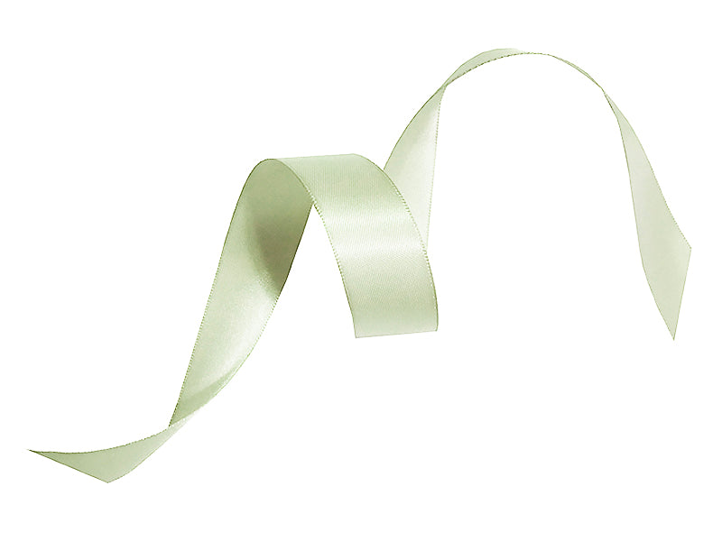 "3 Pack - DOUBLE FACE SATIN RIBBON : Pear - 3/8"", 5/8"", 7/8"" 100 YARD ROLLS"