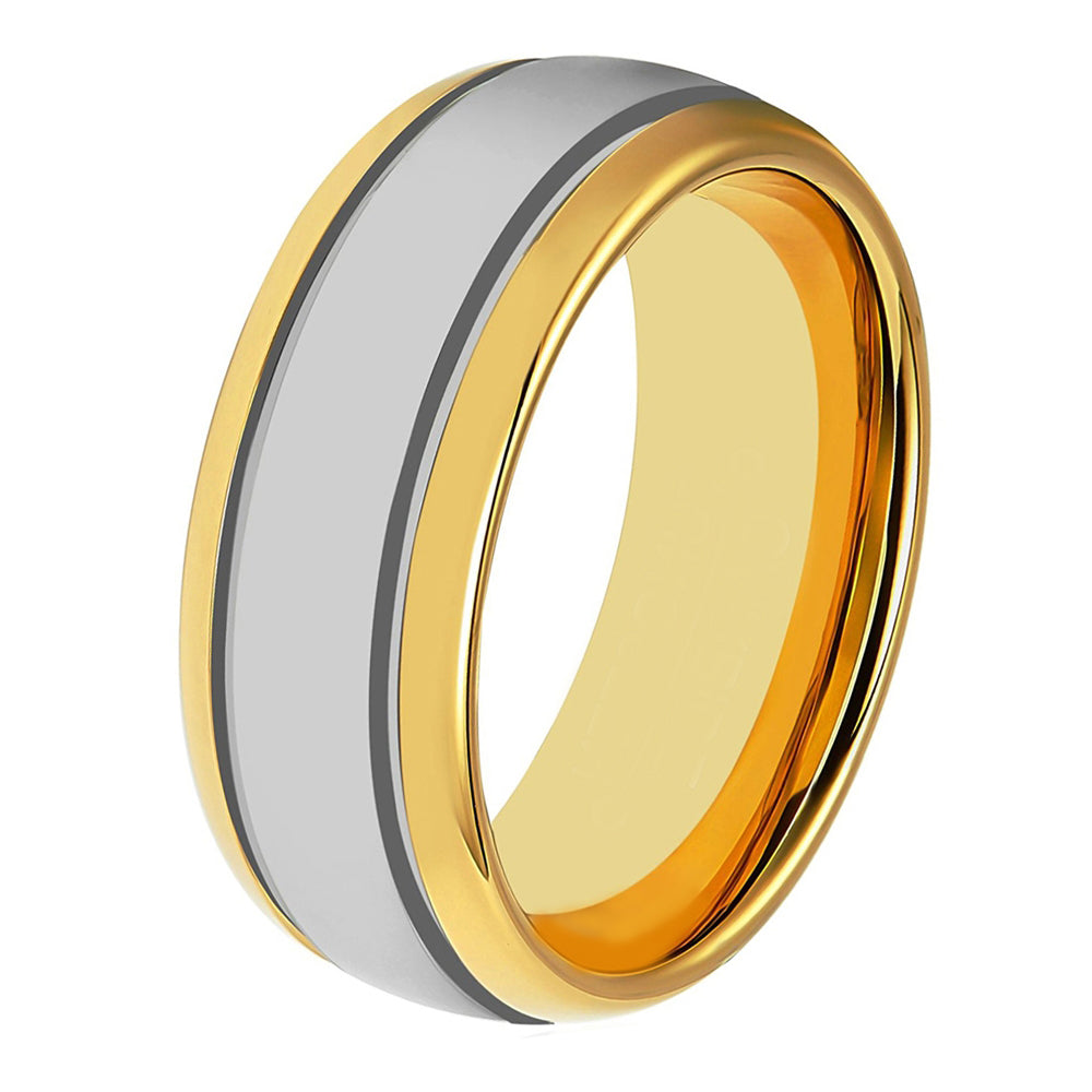 two p elma wedding ring tone band at uk titanium rings