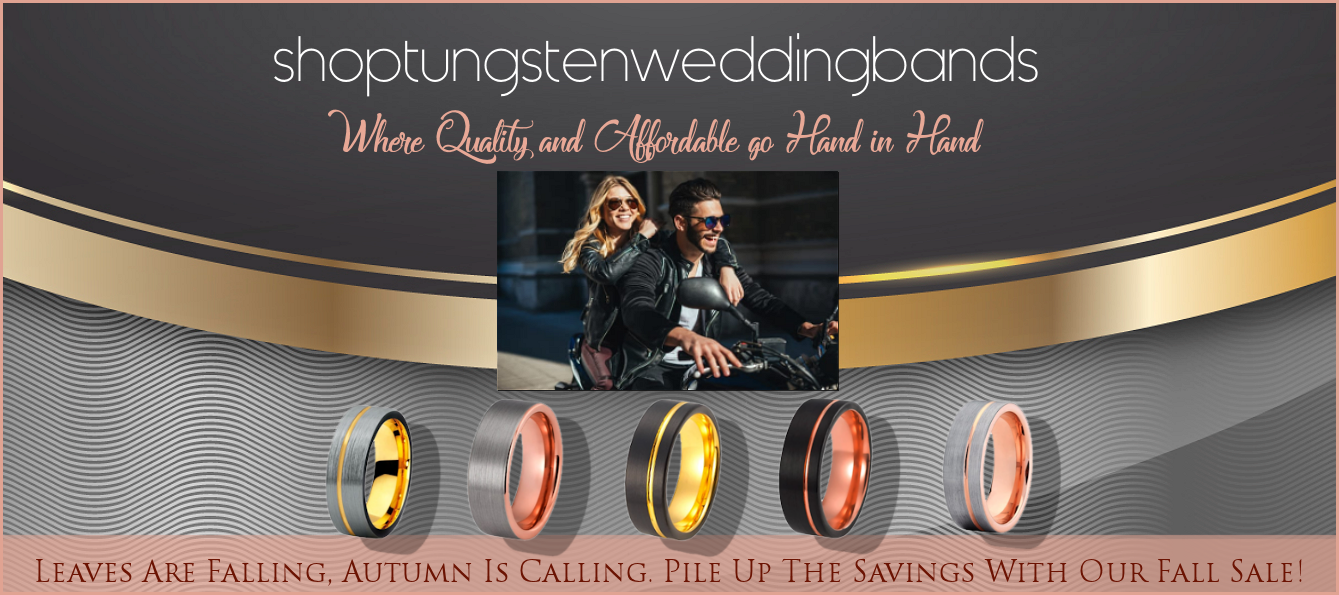 TungstenWeddingBands