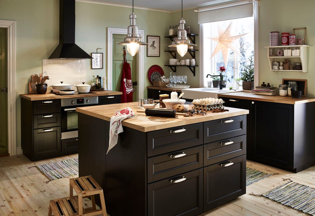 IKEA Laxarby kitchen design