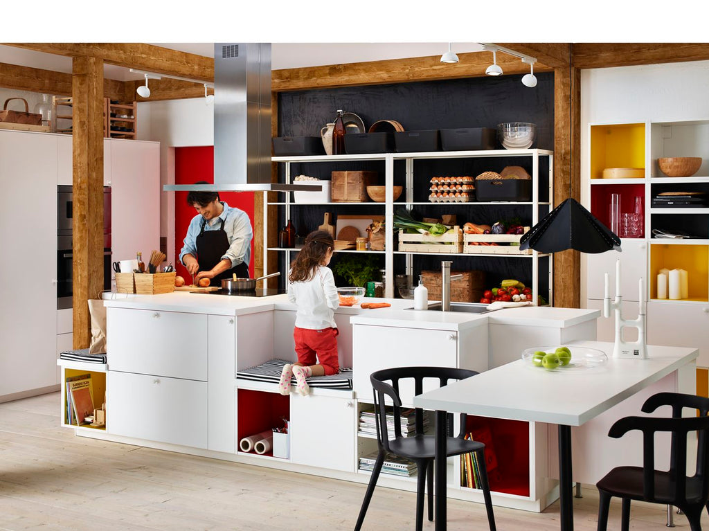 IKEA Veddinge Kitchen Design