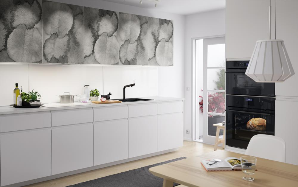 IKEA Voxtorp Kitchen Design