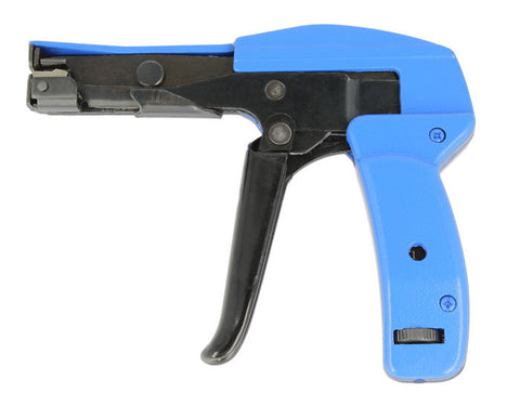 Delock Cable tie installation tool - tightens the cable ties & cuts excess strap - Optiwire.ie