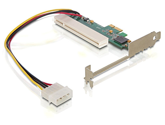 Delock PCI Express x1 > PCI Card 32bit adapter / connect PCI card to PCIe slot - Optiwire - 1