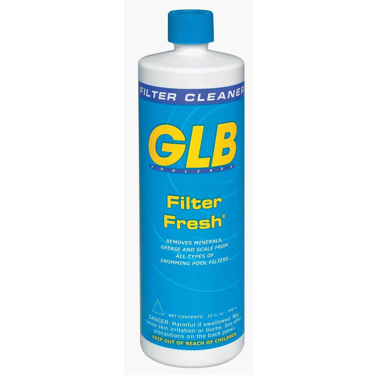 Glb 174 Filter Fresh 174 Pool Filter Cleaner Phin Specialty
