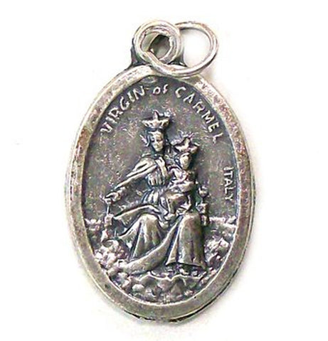Carmen Oxidized Medal - MADE IN ITALY