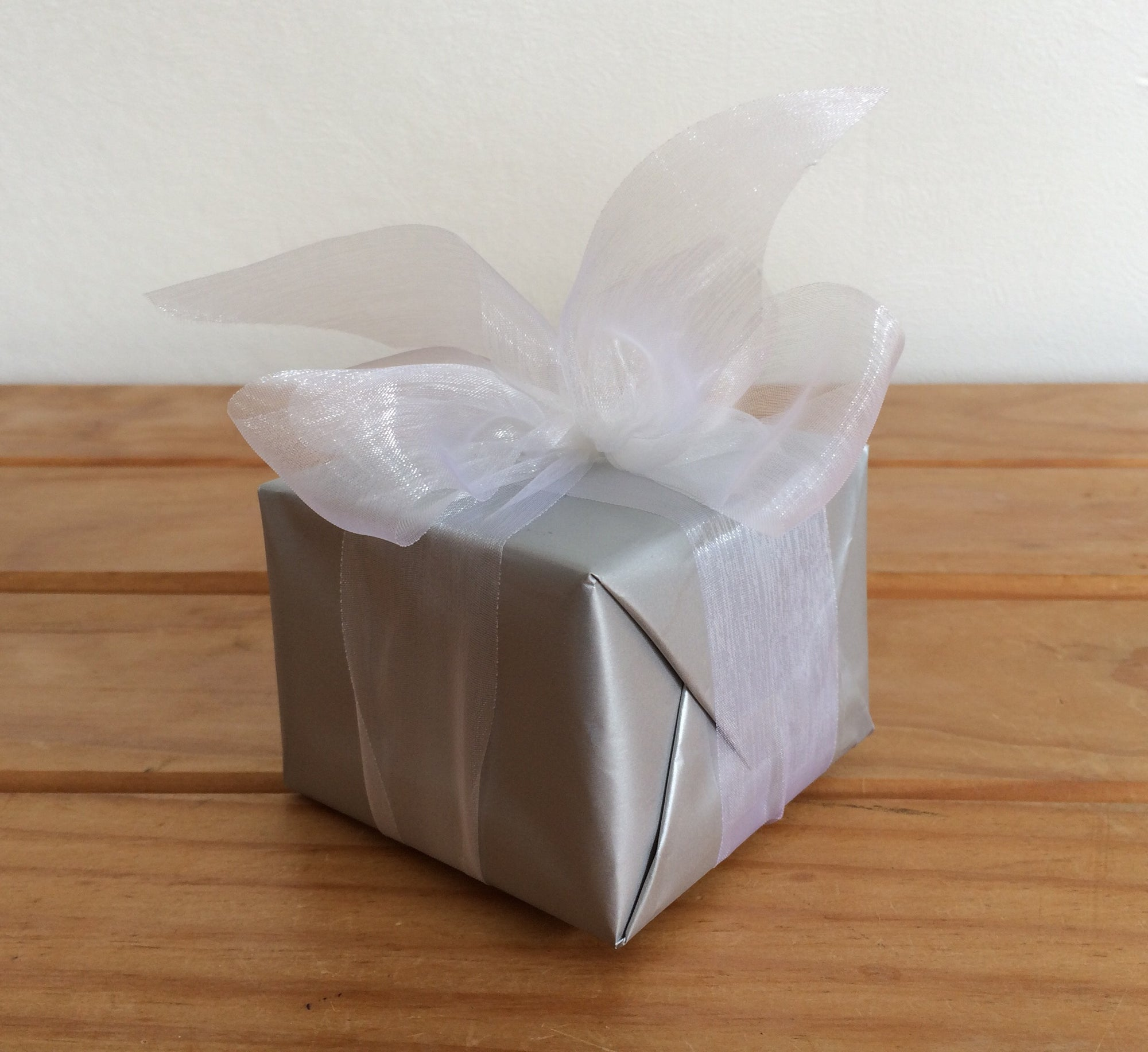 Gift Wrapping - to charge a fee or not