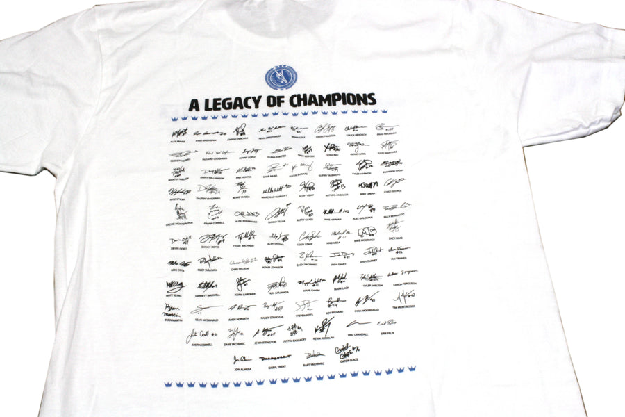 Legacy of Champions - Dynasty - T Shirt