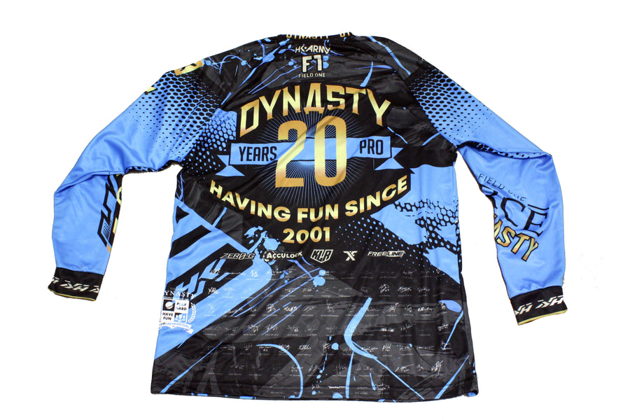 20 Year Anniversary Dynasty Force- Limited Edition! SOLD OUT! Check with your favorite Field One Dealer for availability