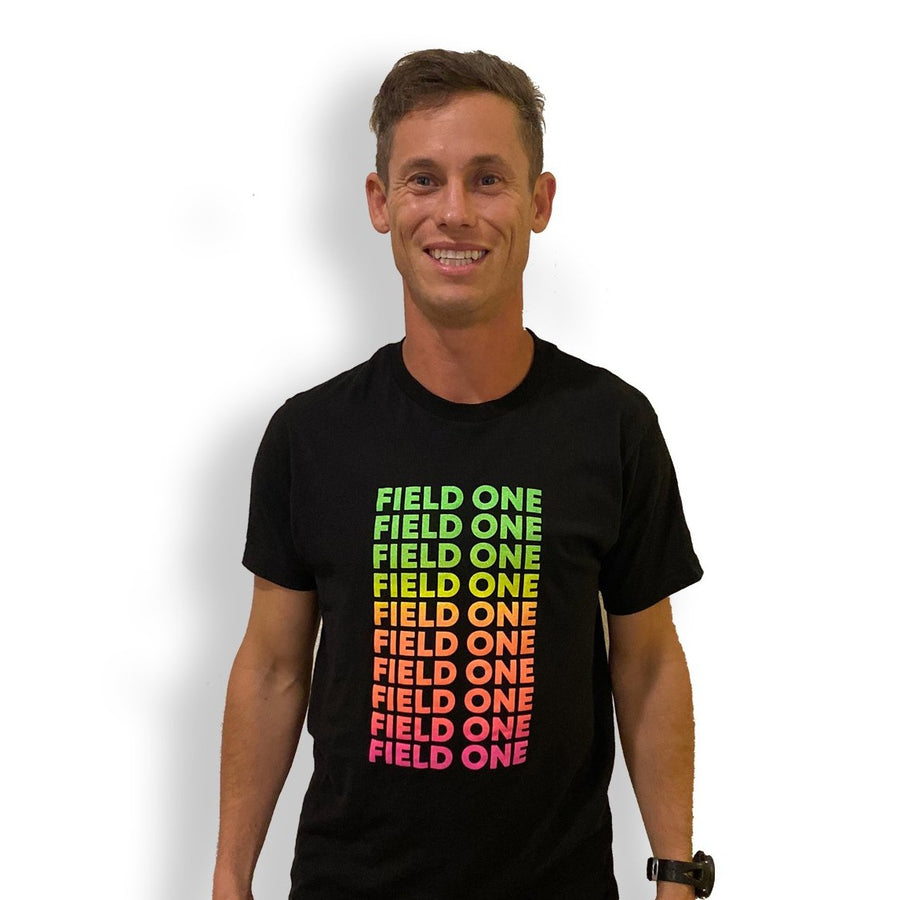 Neon Field One Shirt