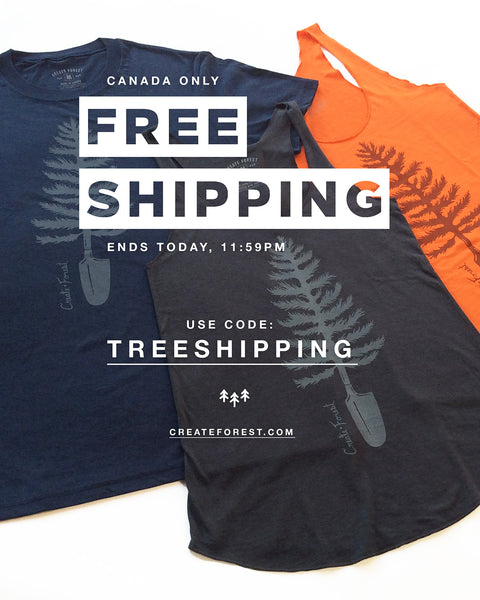 Free Shipping for the Holidays, Last Day!